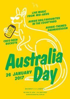 Australia Day Kew
